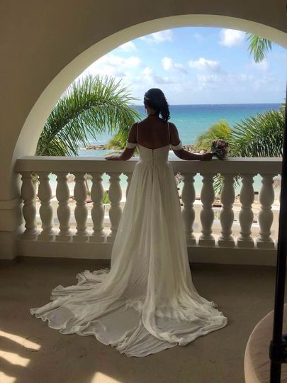 Beautiful bride - Jamaica