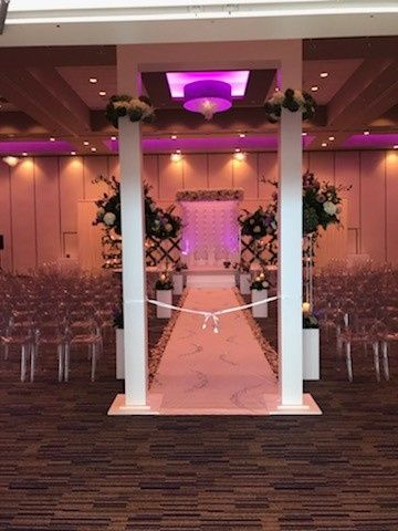 Actual Wedding Ceremony