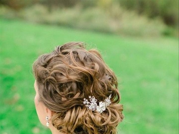 Tmx 1443779809800 Bridal Updo New Paltz, New York wedding beauty