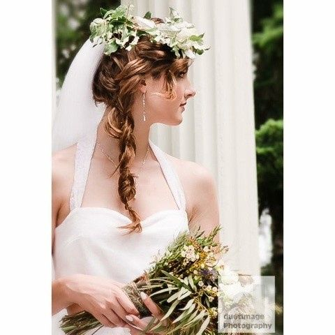 Tmx 1443779838685 Messy Braid New Paltz, New York wedding beauty