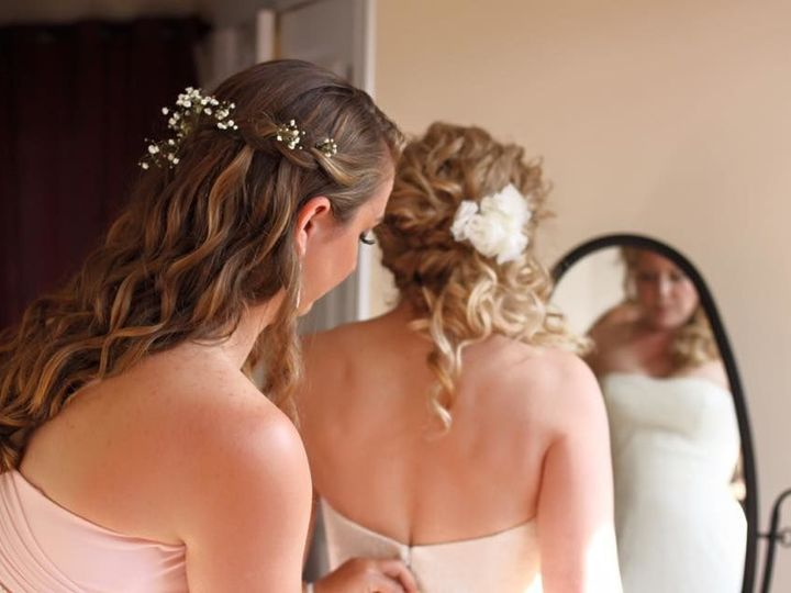 Tmx 1522799196 1eb72e1da802f5a0 1522799195 942fb4b461e9e743 1522799196296 4 Updo New Paltz, New York wedding beauty