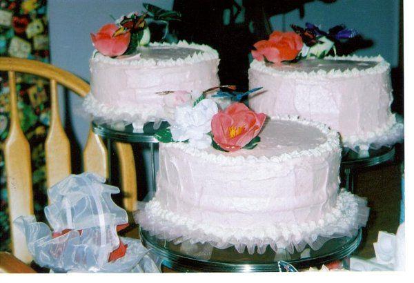 cakes by cynthia wedding cake tucson az weddingwire. Black Bedroom Furniture Sets. Home Design Ideas