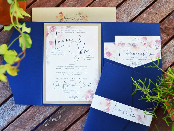 Tmx Dsc 0290 51 766135 1569798921 Patchogue, New York wedding invitation