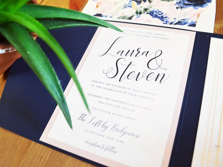 Tmx Dsc 0371 51 766135 1569798929 Patchogue, New York wedding invitation