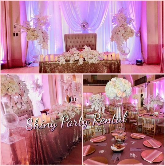 Design By Fabric - Event Rentals - Turlock, CA - WeddingWire