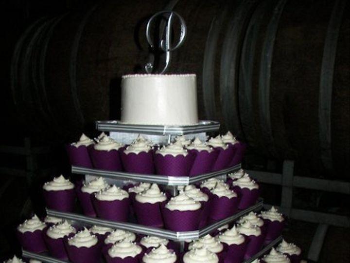 Tmx 1309316653562 May820101 Paso Robles wedding cake