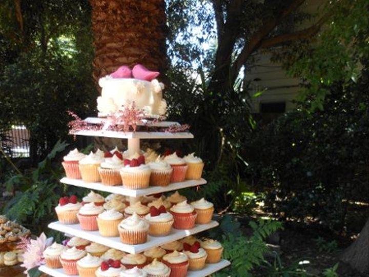Tmx 1312778722667 DSCN0878 Paso Robles wedding cake
