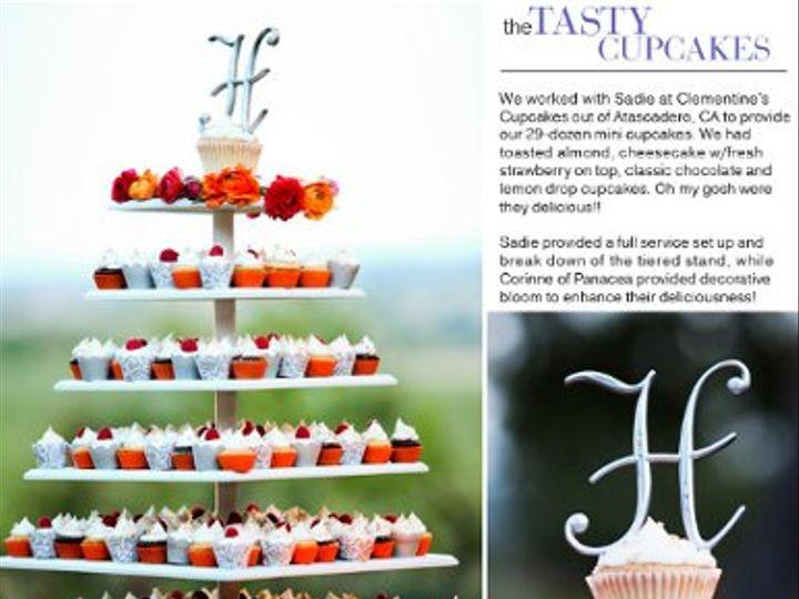 Tmx 1327464490044 Rwdbelindaandstefandetails009 Paso Robles wedding cake
