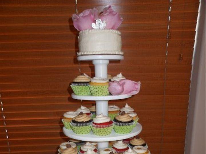 Tmx 1327464609773 DSCN1120 Paso Robles wedding cake