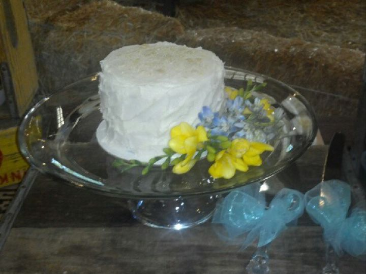 Tmx 1421296817682 Wedding 1 Paso Robles wedding cake