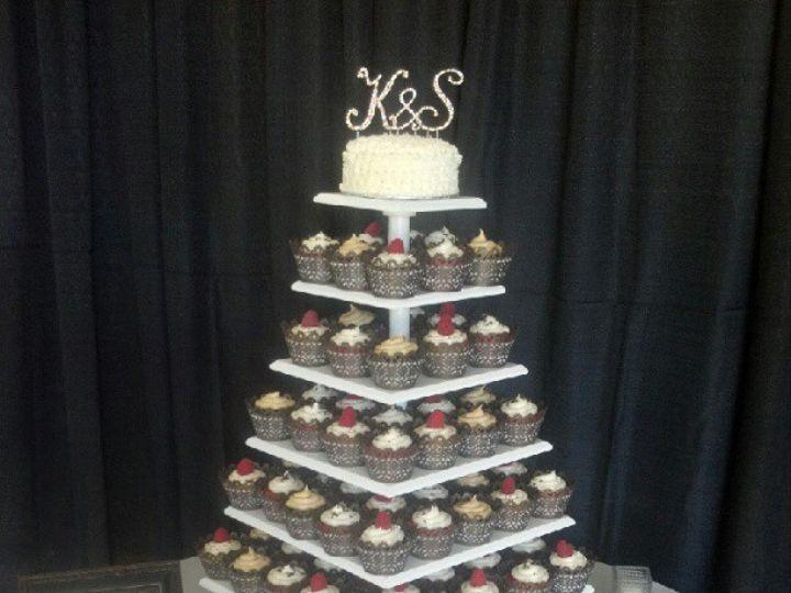 Tmx 1421296837567 Wedding 3 Paso Robles wedding cake