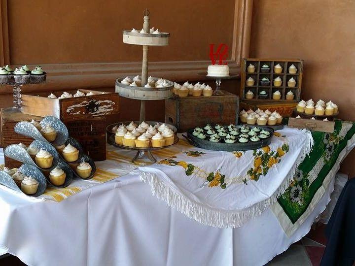 Tmx 1421296857189 Wedding Display Paso Robles wedding cake