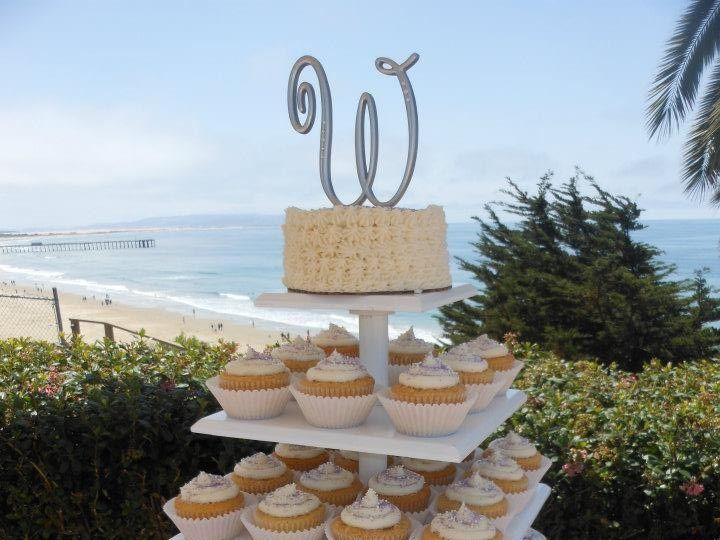 Tmx 1421296877491 Cupcake Display Paso Robles wedding cake