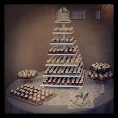 Tmx 1421296913904 Cupcake Display3 Paso Robles wedding cake