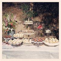 Tmx 1421297080046 Cupcakesrustictable2 Paso Robles wedding cake