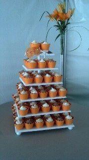 Tmx 1421297157613 Orange Wrappers Paso Robles wedding cake