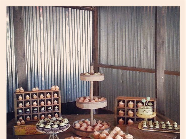 Tmx 1421297159394 Rustic Paso Robles wedding cake