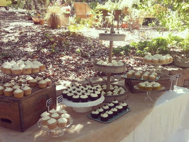 Tmx 1421297169320 Rustic6 Paso Robles wedding cake