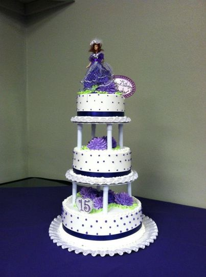 Rolys Bakery Wedding Cake Las Vegas NV WeddingWire