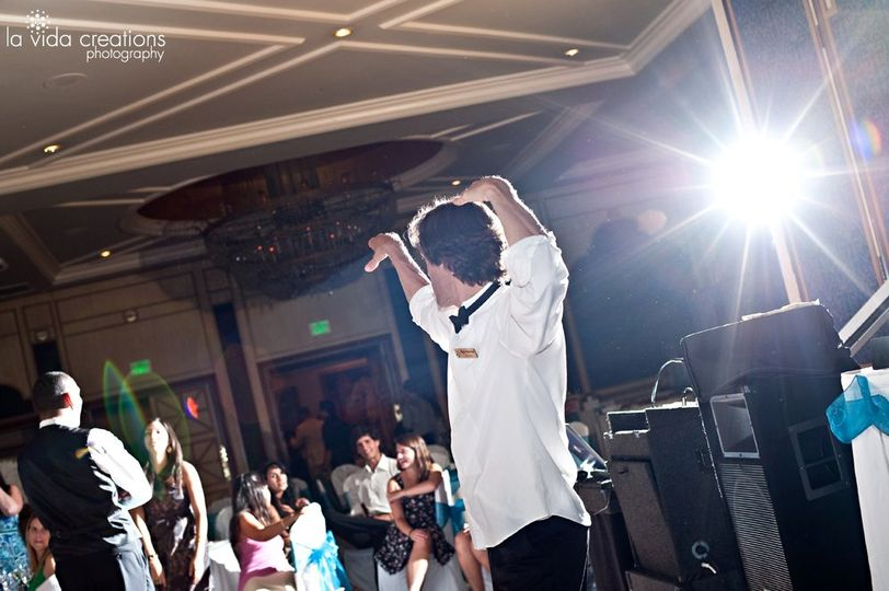 High Energy Dj: San Diego County's Best Wedding Dj