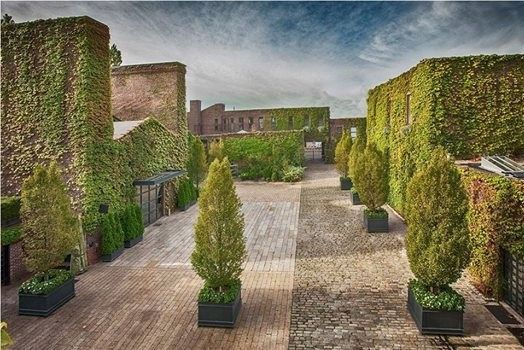 The Foundry Courtyard