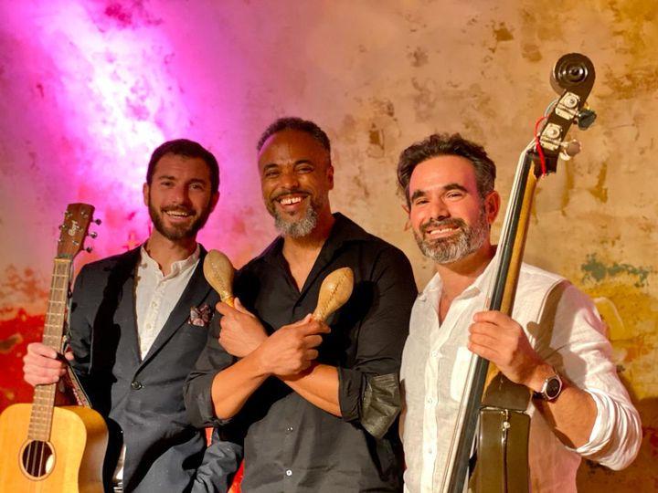 Trio at The Django May 5, 2021