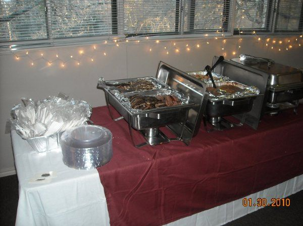 Catering for a wedding in Round Rock,Tx