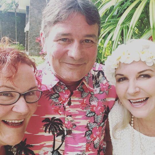 Tony & MichelleKa'anapali, Maui