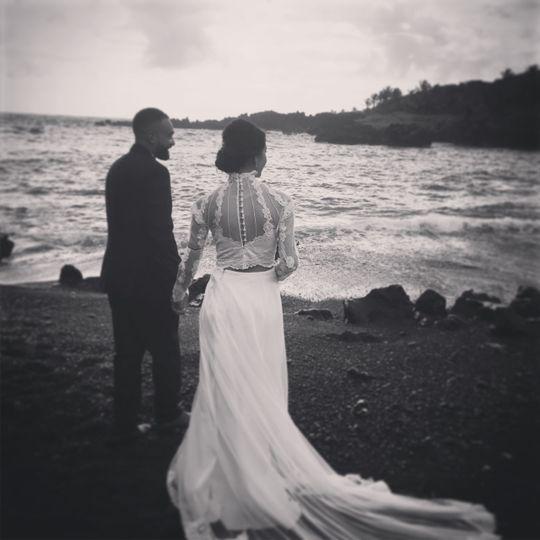 Nathan & Brenda, Waianapanapa, Hana