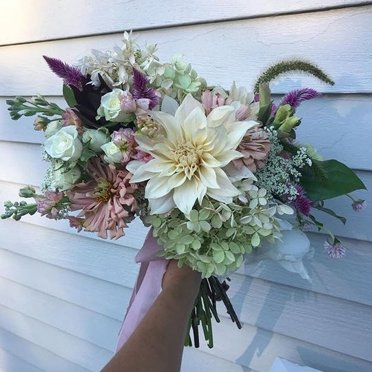 Free style bouquet