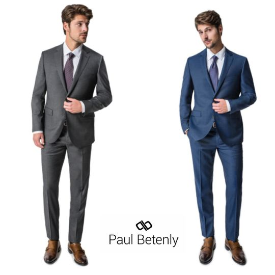 Multiple color choices for formal suits