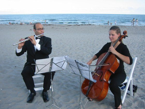 Beach performance