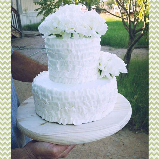 cake a more llc wedding cake tucson az weddingwire. Black Bedroom Furniture Sets. Home Design Ideas