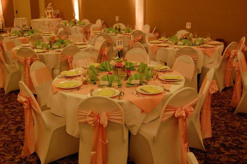 Silverdale beach hotel wedding