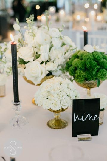 Adding personality to tablescape