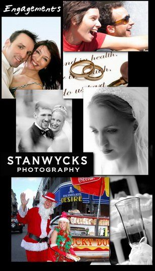 A Wedding Collage of Wedding Details