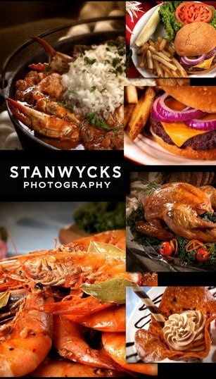 Food Photography as shot by Stanwycks Photography