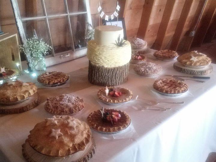 Tmx 11927469 1206352589378537 3014553638056372119 O 51 1223235 160477068950932 Essexville, MI wedding cake