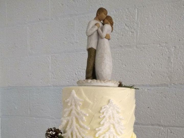 Tmx 26232592 2169021523111634 264517922881231080 O 51 1223235 160477063611779 Essexville, MI wedding cake