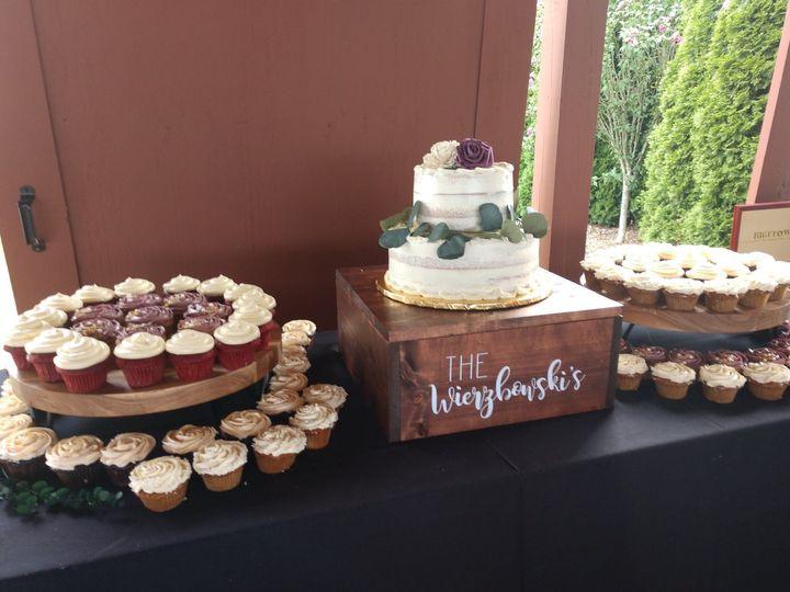 Tmx 2 51 1223235 160340171270338 Essexville, MI wedding cake