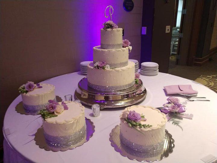 Tmx 61590926 3219284194752023 1854516172028903424 N 51 1223235 160477053911289 Essexville, MI wedding cake