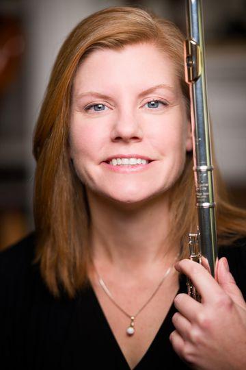 Sarah Beth-flute player