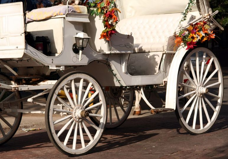 Add a carriage ride