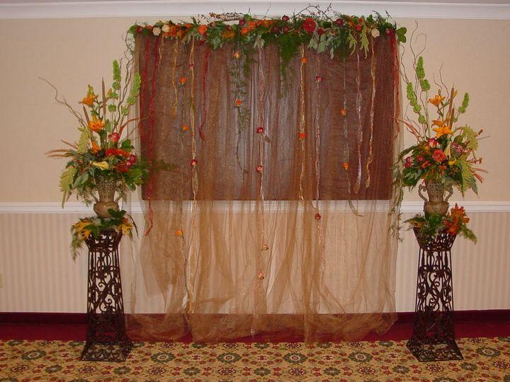 Tmx Altar Flowers Full View 51 74235 Easton wedding florist