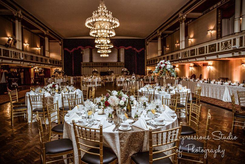 Golden Ballroom