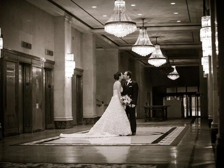 Tmx 1374701465268 Weddingbobdaniellestatlerlobby Buffalo, NY wedding venue