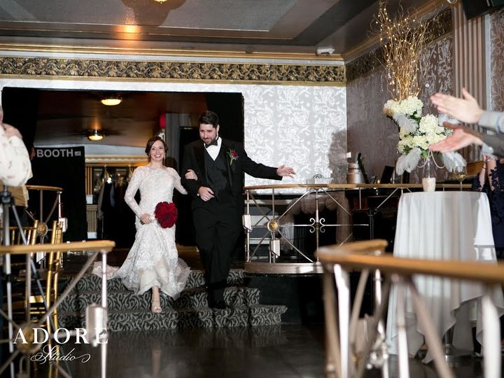 Tmx 1496164853315 Bride  Groom Entrance Buffalo, NY wedding venue
