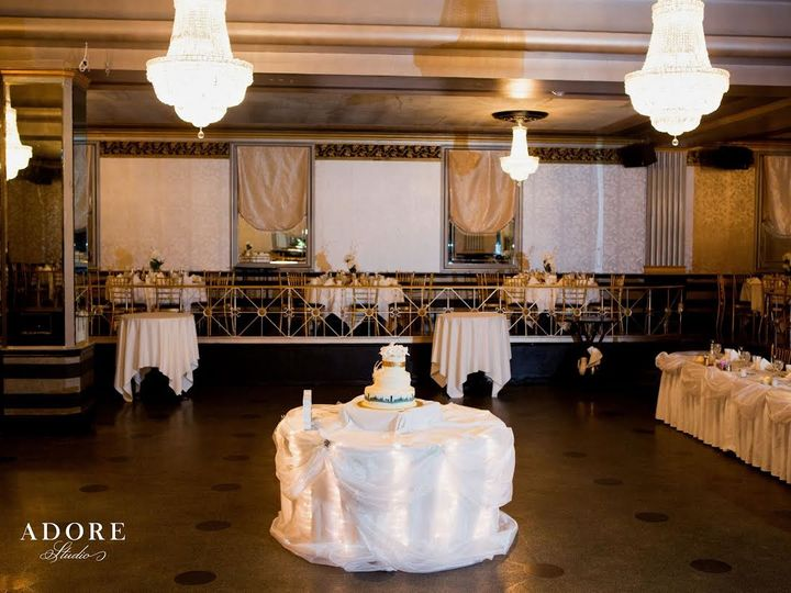 Tmx 1496164853498 Cake Table  Dance Floor Buffalo, NY wedding venue