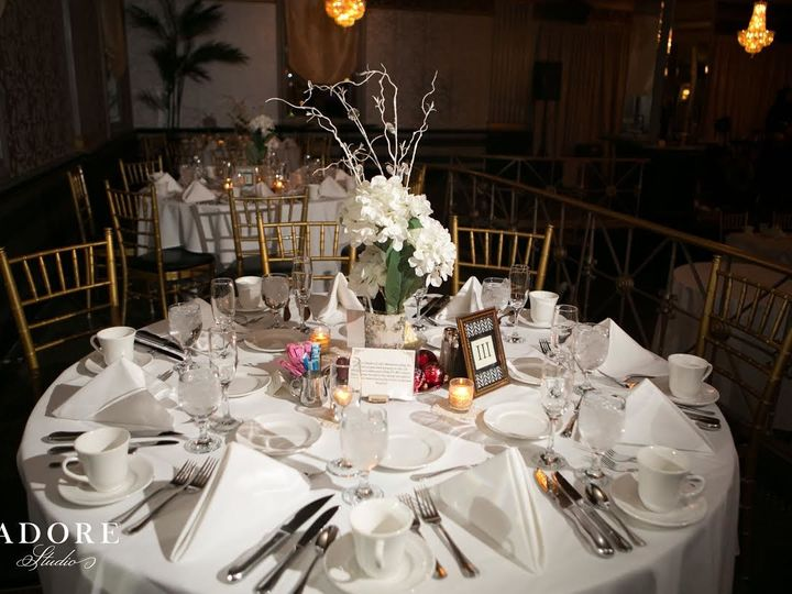 Tmx 1496164892312 Table Set Up Buffalo, NY wedding venue