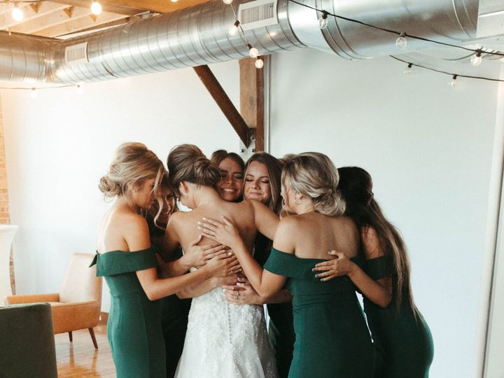 Tmx Bridesmaids First Look 51 1865235 160805209271160 Battle Creek, MI wedding venue